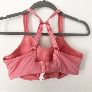 Chantelle Intimates & Sleepwear - Chantelle Underwire Sports Bra 38DD Pink